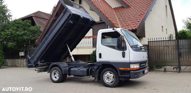 Mitsubishi Canter basculabil 3 parti 3.0 l diesel Basculabil 3,5 T