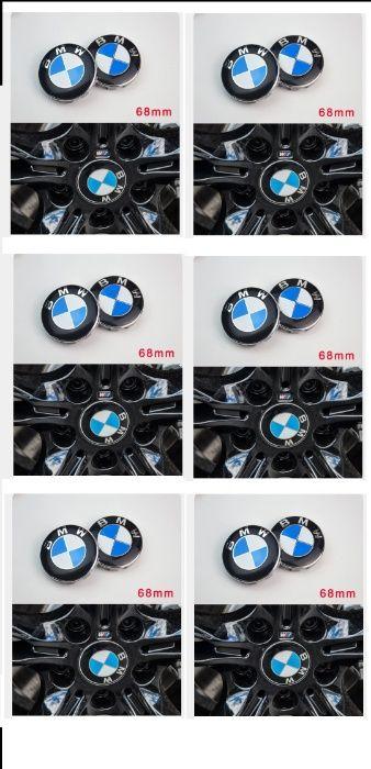 Capace centrale jante aliaj BMW seria 3 E 90 91 Seria 5 E60 E61 X3