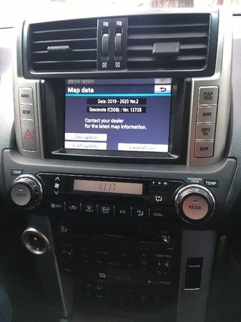 Toyota Lexus Gen6 08HDD Навигационен ъпдейт лексус тойота навигационни