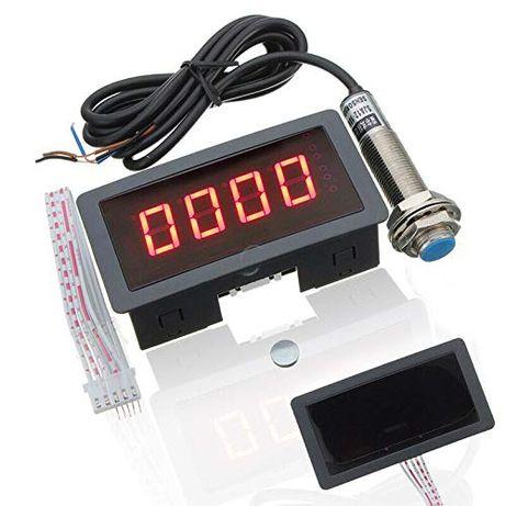Tahometru turometru indicator turatie combine semanatoar 0-9999rot/min