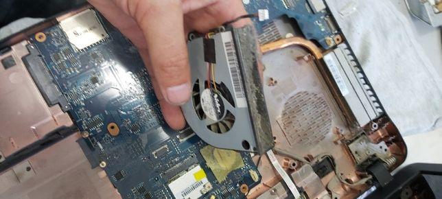 Ventilator Laptop