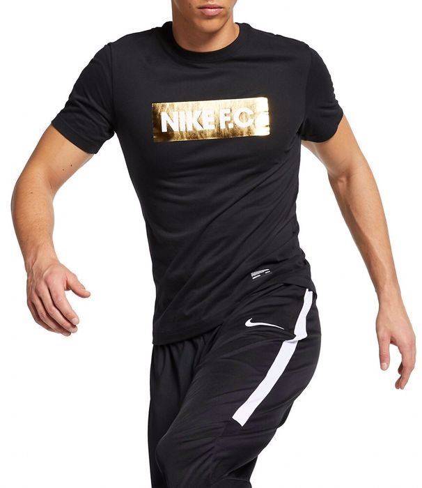 •Tricou Original Nike M Nk FC DRY Arad - imagine 1