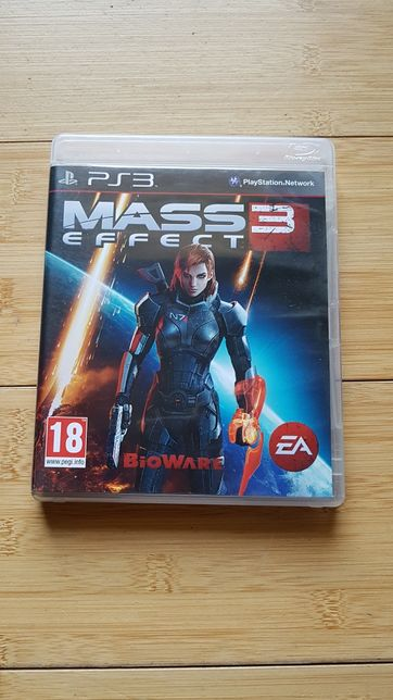 Joc Mass Effect 3 PS3