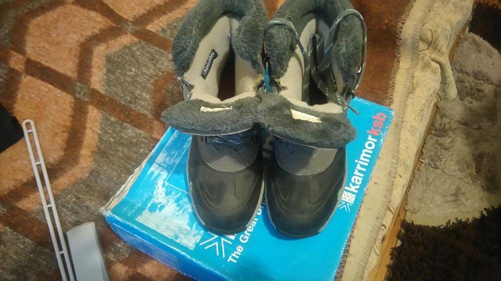 Зимни обувки Karrimor 37номер