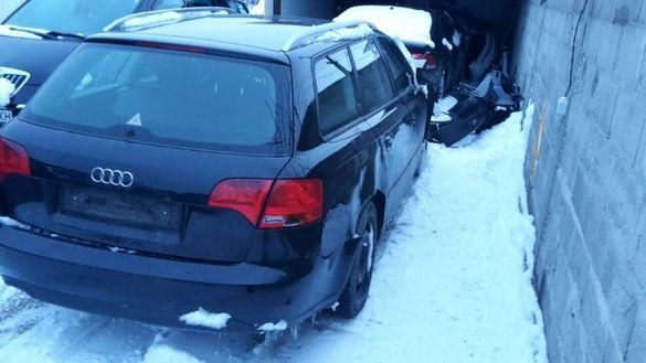 Audi A4 B7 2.0tdi 140к.с. 2бр. / Ауди А4 Б7 2.0тди на части 2бр.