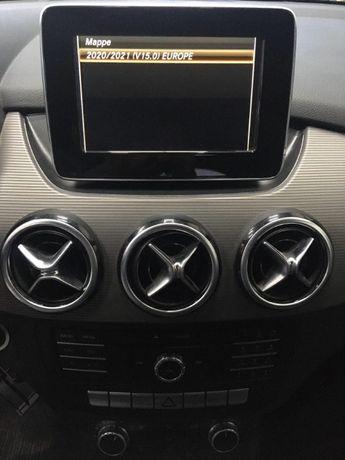 Garmin Map Pilot SD card MERCEDES Becker Мерцедес ПИН Код Ntg3.5/4.5/4