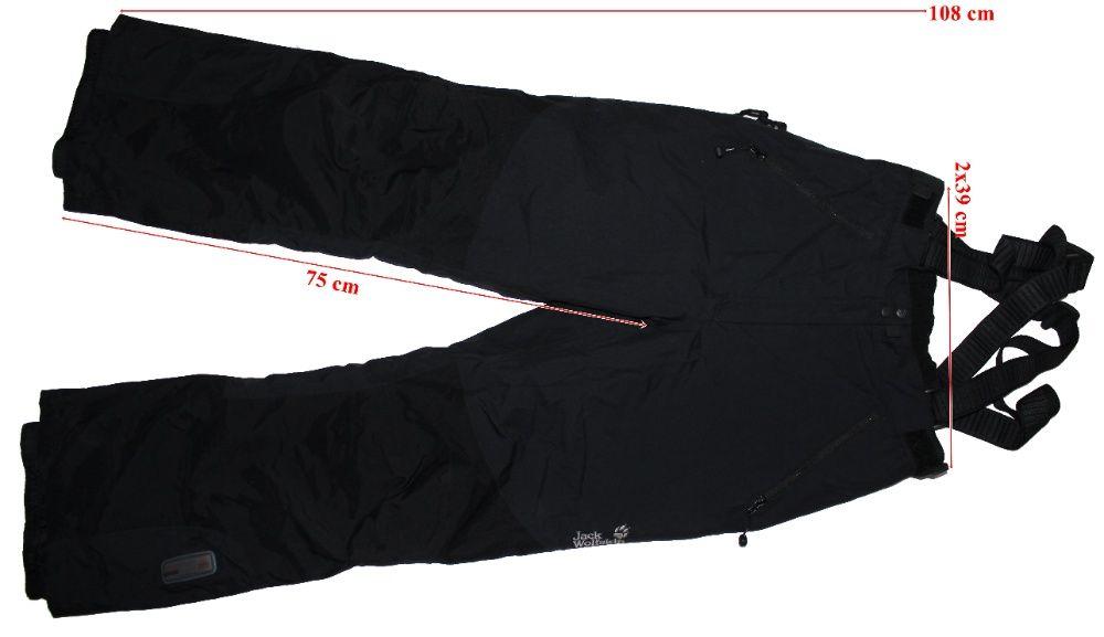 Pantaloni schi Jack Wolfskin Texapote ventilatii RECCO dama 40(M) Bistrita - imagine 1
