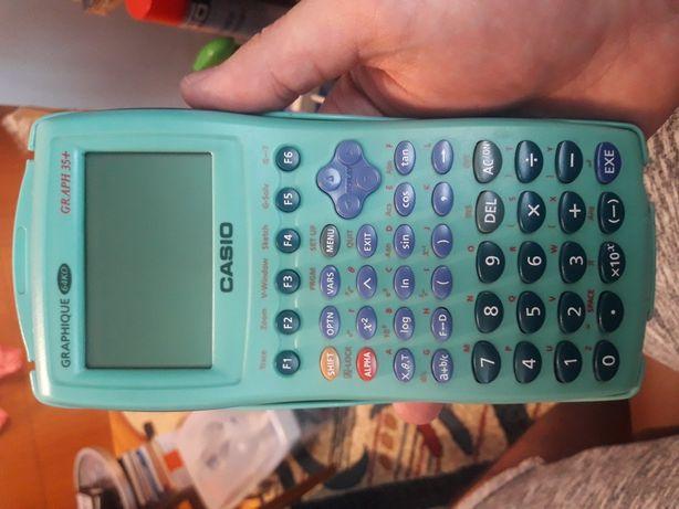 Calculator științific cu grafice Casio GRAPH 35+ de 64kb