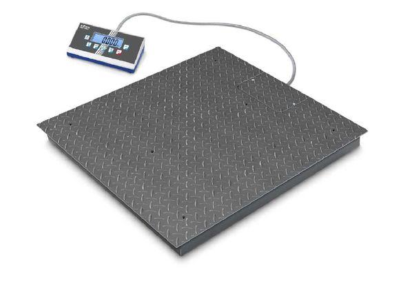 Везна платформа Kern  3000 килограма 1200 * 1500 mm Прецизност: 500 гр