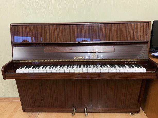 Продам пианино RONISCH DE LUXE