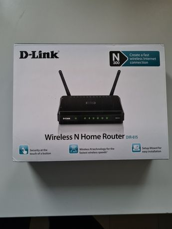 Router wireless D-Link N300