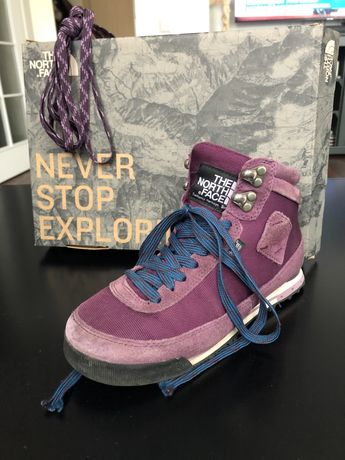 The North Face Обувки Back To Berkeley Boot II