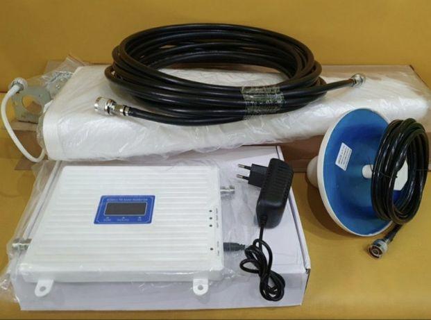 усилитель сигнала сотовой связи Репитер 2G/3G/4G