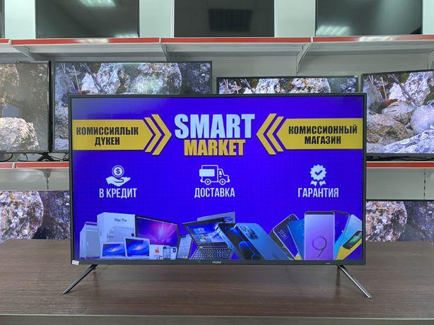 Телевизор Haier UHD 4K Smart TV 43'(109см) Рассрочка Гарантия 12 мес