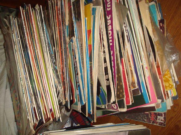 Коллекция Пластинки Винил СССР в отличном состоянии около 500 штук