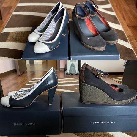 Tommy Hilfiger Natalie / Isabella обувки на платформа/ток, 40 номер
