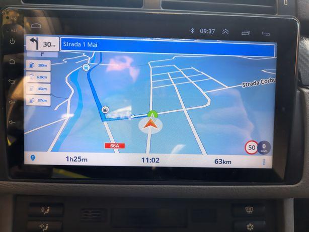 Navigatie dedicata e46 android gps