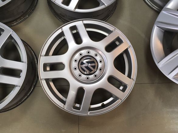 "Оригинални джанти Volkswagen VW / Фолцваген 16"" 5х100 ( Ronal )"