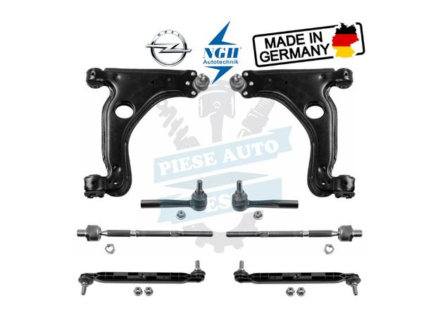Kit brate Opel Astra G, Zafira A, NGH Germania, set complet 8 piese