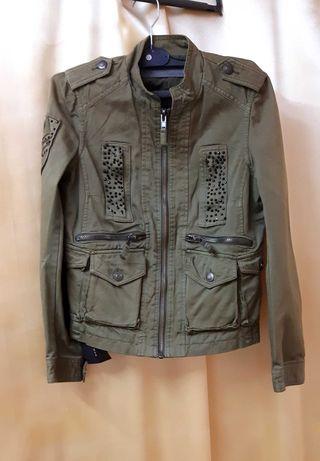 Джинсовая куртка, ветровка лето Zara Распродажа