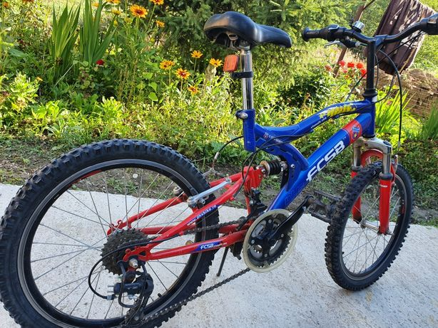 Bicicleta 20 steaua