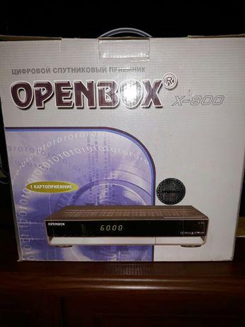Цифровой спутниковый ресивер  Openbox.