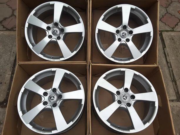 jante aliaj 17;5x112;Mercedes C, E class,w203,w204,w205,w211,w213,Vito