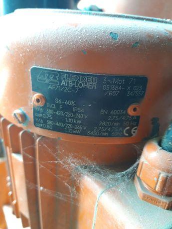 Masina de gaurit verticala FLENDER AF71/2C-7