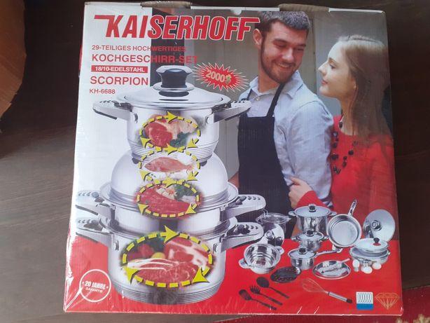 Кaiserhoff набор кастрюля