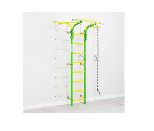 Шведские стенки Romana S6(зеленая), доставка