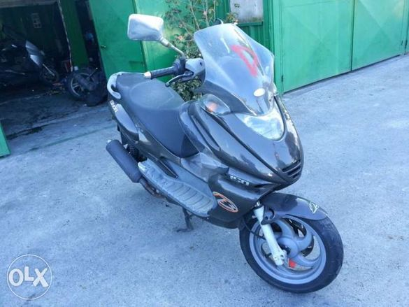 Мотоциклет,скутер Бета елкон(Beta Alp - elkon )-150 на части