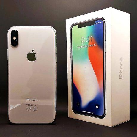 Iphone X 64gb в идеальном состоянии, гарантия
