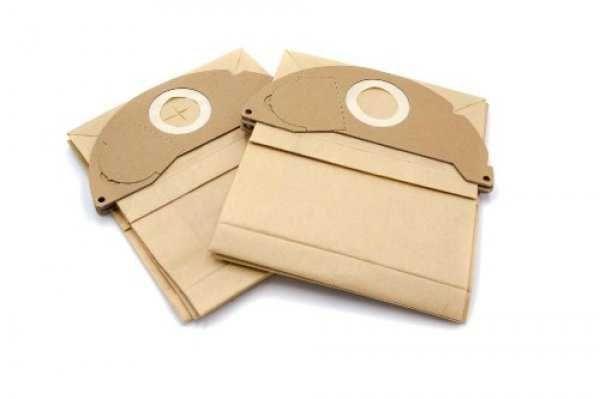 Set 10 buc saci hartie pentru aspirator Karcher WD2 6.904-322.0