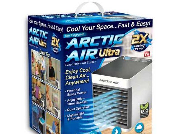мини кондиционер Arctic Air 2x ultra персональный