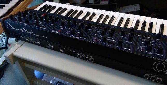 Dave Smith Instruments OB-6 Sintetizator analog + case DSI