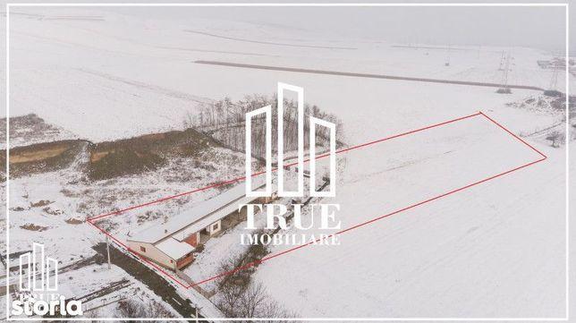 Teren de vânzare în Nazna, la 8.2km față de Centru Târgu Mureșului!