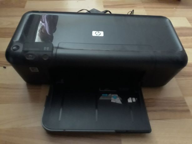 Imprimanta HP Deskjet D2660 , alb/negru