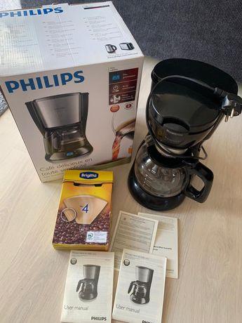 Vand filtru cafea Philips.