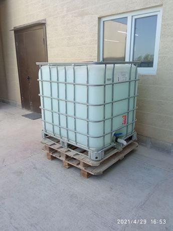 Бочка  объем 1000 литров