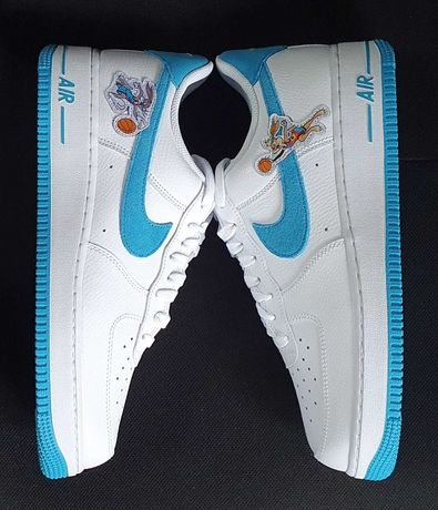 Nike Air Force 1 low Hare Space Jam | Marime:44.5 | Noi !