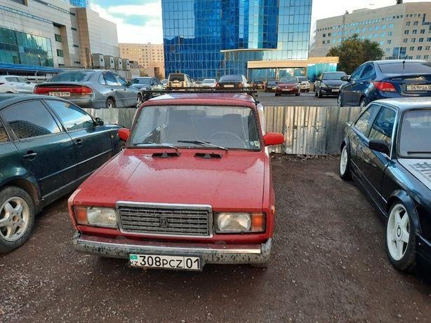 Продам Ваз2107 г.в хорошем состоянии г.в 1991
