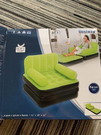 Надувное кресло-кровать Мультимакс