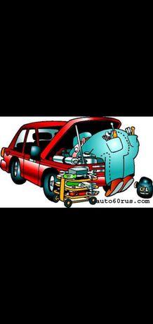 Ремонт ходовой, двигателя
