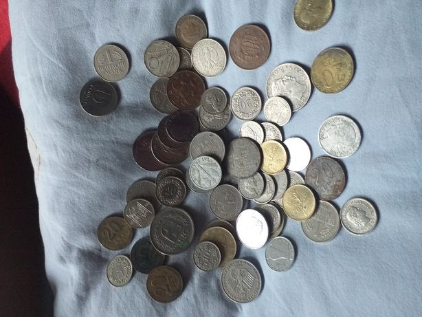 Vand monede sau schimb