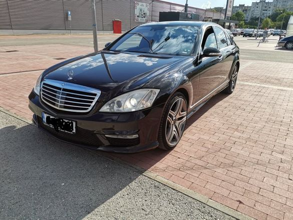 Mercedes-Benz S 320 AMG Pack