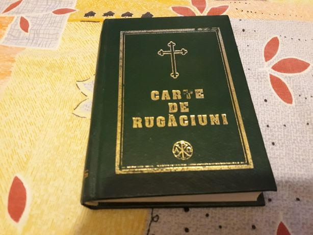 Carte de Rugaciuni Editie 2007