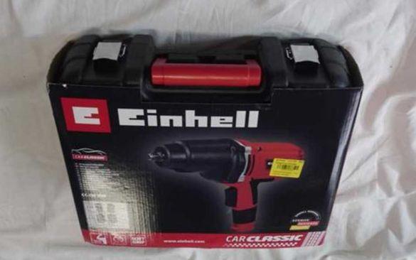 Ударен гайковерт Einhell CC-IW 950, 450 Nm, 950 W