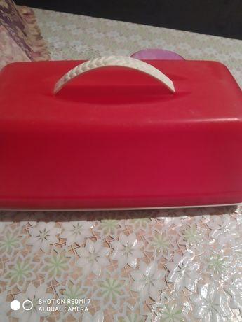 Хлебница-контейнер