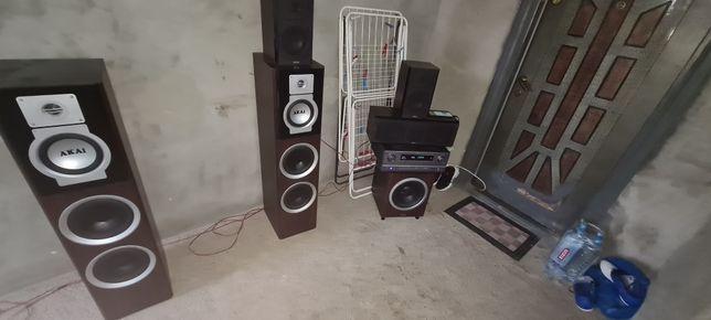 Sistem Audio Akai 5+1
