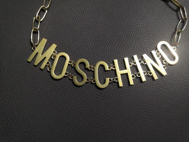 Lant Moschino (auriu)